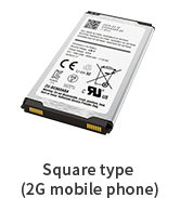 Square type (2G mobile phone)